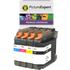 Compatible LC223VALBP Black & Colour 4 Pack