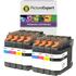 Compatible LC223VALBP Black & Colour 8 Pack