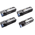 Dell 593-10258/59/61/60 Original (BK/C/M/Y) High Capacity Toner Cartridge Multipack