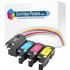 Dell 593-11130/29/28/31 (BK/C/M/Y) Compatible Toner Cartridge Multipack