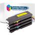 Dell 593-BBBM/N/P/O (BK/C/M/Y) Compatible Toner Cartridge Multipack