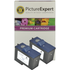 Dell 7Y743 Compatible High Yield Black Ink Cartridge **TWIN PACK DEAL**