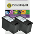 Dell CH883 / CH828 Compatible Black Ink Cartridge TWINPACK