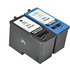 Dell M4640 / M4646 Compatible Black & Colour Ink Cartridge Pack