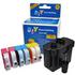 Dell MK991 / MK993 / Series 9 / 592-10317 / 592-10315 Colour Easy Refill Kit