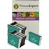 Epson 16XL (T1636) Compatible Black & Colour Ink Cartridge 9 Pack