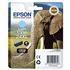 Epson 24XL (T2435) Original High Capacity Light Cyan Ink Cartridge