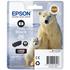 Epson 26 (T2611) Original Photo Black Ink Cartridge