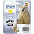 Epson 26 (T2614) Original Yellow Ink Cartridge