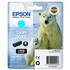 Epson 26XL (T2632) Original High Capacity Cyan Ink Cartridge