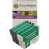 Epson 27XL (BK/C/M/Y) Compatible High Capacity Black & Colour Ink Cartridge 4 Pack