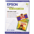 Epson C13S041106 Original A4 self-adhesive Photo Quality Inkjet Paper 167g x10