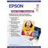 Epson C13S041261 Original A3 Matte Heavy Weight Paper 167g x50
