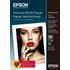Epson C13S041344 Original A3 Archival Matte Paper 189g x50