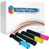 Epson C13S050187/188/189/190 Compatible Black & Colour Toner Cartridge Multipack