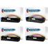 Epson C13S050630/29/28/27 (BK/C/M/Y) Compatible Black & Colour Toner Cartridge Multipack