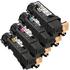 Epson C13S050630/29/28/27 (BK/C/M/Y) Original Black & Colour Toner Cartridge Multipack