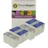 Epson T003 / T005 Compatible Black & Colour Ink Cartridge 4 Pack