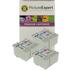 Epson T007/T008 Compatible Black & Colour Ink Cartridge 6 Pack