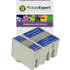 Epson T013 / T014 Compatible Black & Colour Ink Cartridge 2 Pack