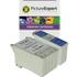 Epson T015 / T016 Compatible Black & Colour Ink Cartridge 2 Pack