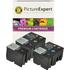 Epson T019 / T020 Compatible Black & Colour Ink Cartridge 5 Pack