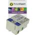 Epson T036 / T037 Compatible Black & Colour Ink Cartridge 2 Pack