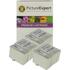 Epson T0501 / T0520 Compatible Black & Colour Ink Cartridge 6 Pack