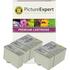 Epson T0501 / T0530 Compatible Black & Colour Ink Cartridge 5 Pack