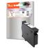 Epson T0711 Peach Compatible Black Ink Cartridge
