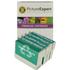 Epson T100 (T1001/2/3/4) Compatible Black & Colour Ink Cartridge 4 Pack