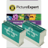 Epson T1301 Compatible Extra High Capacity Black Ink Cartridge TWINPACK