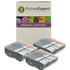 Epson T2621, T2631/2/3/4 (26XL) Compatible High Capacity Black & Colour Ink Cartridge 15 Pack