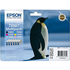 Epson T5597 Original Black & Colour Ink Cartridge 6 Pack