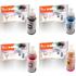 Epson T664 Compatible Black & Colour Ink Bottle 4 Pack