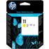 HP 11 ( C4813A ) Original Yellow Printhead