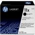 HP 11X ( Q6511X ) Original Black Toner Cartridge