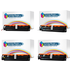 HP 131A ( CF210/11/12/13A) Compatible Black and Colour Toner Cartridge Pack