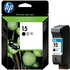 HP 15 ( C6615de ) Original Black Ink Cartridge
