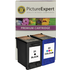 HP 21 / 22 ( C9351ae / C9352ae ) Compatible Black and Colour Ink Cartridge Pack