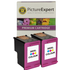 HP 300XL ( CC644EE ) Compatible High Capacity Colour Ink Cartridge Twinpack