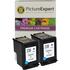 HP 338 ( C8765ee ) Compatible Standard Capacity Black Ink Cartridge Twinpack