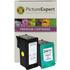 HP 339 C8767ee / 344 C9363ee Compatible High Capacity Black/Colour Ink Cartridge Pack