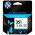 HP 351 ( CB337EE ) Original Standard Capacity Colour Ink Cartridge