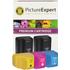 HP 363 Compatible B/C/M/Y 5 Ink Cartridge Pack