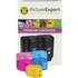 HP 363 Compatible B/C/M/Y/LC/LM Ink Cartridge 7 Pack