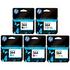 HP 364 Original Black and Colour 5 Ink Cartridge Pack (B/C/M/Y/PBK)