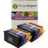 HP 364XL (BK/C/M/Y/PBK) Compatible Black and Colour Ink Cartridge 10 Pack