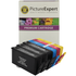 HP 364XL Compatible Black and Colour Ink Cartridge 6 Pack - 3 x BK, 1 x C/M/Y