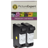 HP 45 ( 51645ae ) Compatible Black Ink Cartridge Twinpack